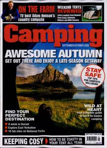 Camping Magazine SEP-OCT Order Online