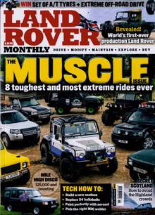 Land Rover Monthly Magazine NOV 20 Order Online