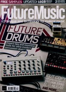 Future Music Magazine Issue AUTUMN