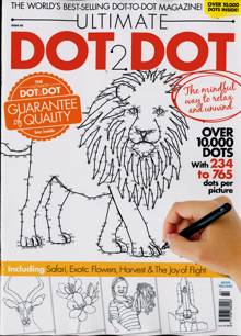 Ultimate Dot 2 Dot Magazine Issue NO 60