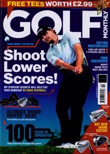 Golf Monthly Magazine OCT 20 Order Online