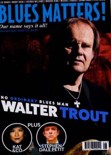 Blues Matters Magazine AUG-SEP Order Online
