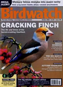 Birdwatch Magazine OCT 20 Order Online