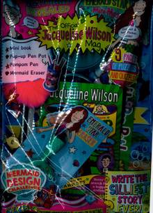 Jacqueline Wilson Magazine Issue NO 173