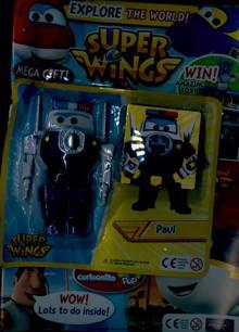 Super Wings Magazine NO 5 Order Online