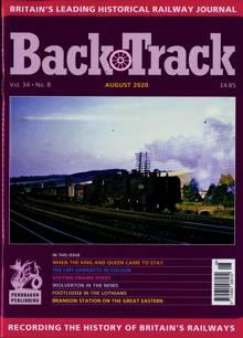 Backtrack Magazine AUG 20 Order Online
