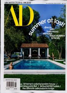 Architectural Digest  Magazine JUN 20 Order Online
