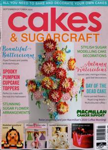 Cakes & Sugarcraft Magazine Issue NO 159