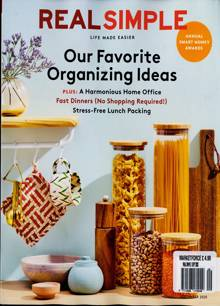 Real Simple Magazine Issue SEP 20