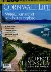 Cornwall Life Magazine AUG 20 Order Online