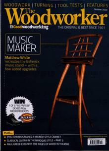 Woodworker Magazine OCT 20 Order Online