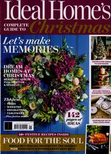 Ideal Home Christmas Special Magazine XMAS 20 Order Online