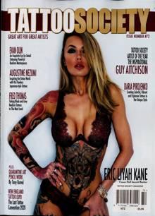 Tattoo Society Magazine NO 72 Order Online