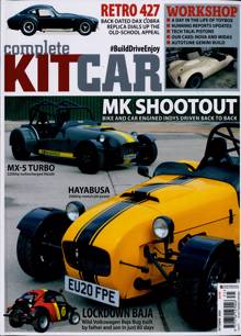 Complete Kit Car Magazine OCT 20 Order Online