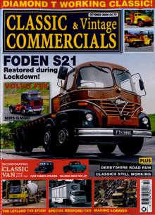 Classic & Vintage Commercial Magazine OCT 20 Order Online