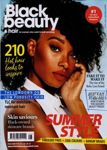 Black Beauty & Hair Magazine AUG-SEP Order Online