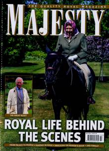 Majesty Magazine JUL 20 Order Online