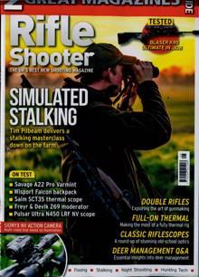 Rifle Shooter Magazine Issue AUG 20