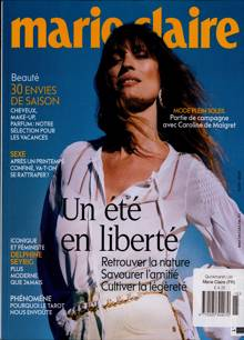 Marie Claire French Magazine NO 815 Order Online