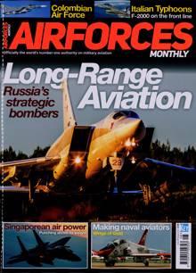 Airforces Magazine AUG 20 Order Online