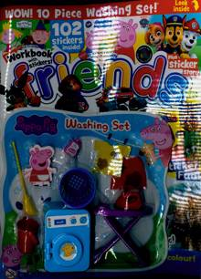 Fun To Learn Friends Magazine Issue NO 445