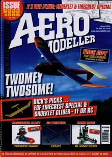 Aeromodeller Magazine AUG 20 Order Online