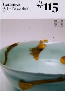 Ceramics Art And Perception Magazine Issue 81