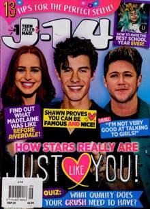 J 14 Magazine Issue SEP 20