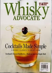 Whisky Advocate Magazine SUMMER Order Online
