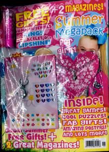 Summer Mega Pack For Girls Magazine 19/06/2020 Order Online
