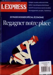 L Express Magazine Issue NO 3604