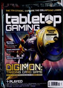 Tabletop Gaming Bumper Magazine DEC 20 Order Online