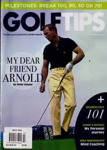 Golf Tips Magazine Issue JUL-AUG