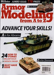 Fine Scale Modeler Magazine Issue SUMMER