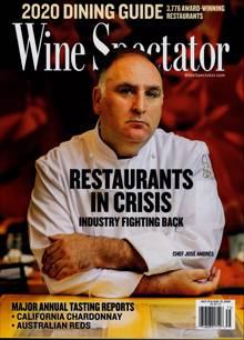 Wine Spectator Magazine JUL-AUG Order Online