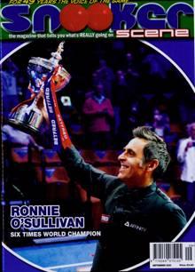 Snooker Scene Magazine SEP 20 Order Online