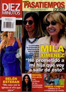Diez Minutos Magazine NO 3593 Order Online