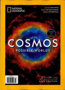 National Geographic Coll Magazine COSMOS Order Online
