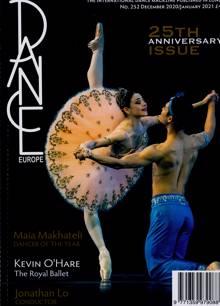 Dance Europe Magazine NO 252 Order Online