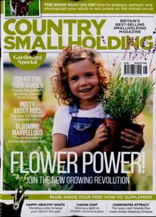 Country Smallholding Magazine AUG 20 Order Online