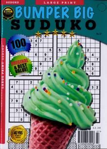 Bumper Big Sudoku Magazine NO 57 Order Online