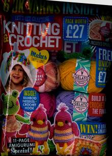 Lets Get Crafting Magazine Issue NO 123