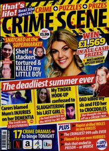 Real Life Special Magazine Issue LIFCRIME 3