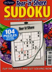 Eclipse Tns Sudoku Magazine NO 28 Order Online