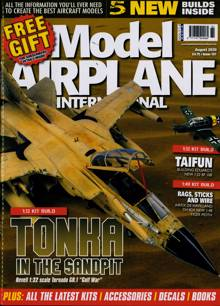 Model Airplane International Magazine Issue NO 181