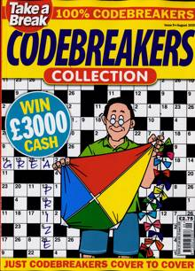 Tab Codebreakers Collection Magazine Issue NO 9