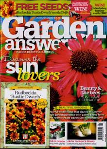 Garden Answers Magazine Issue AUG 20