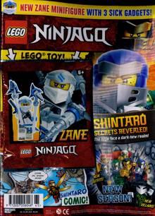 Lego Ninjago Magazine Issue NO 65