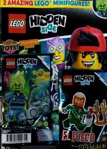 Lego Hidden Side Magazine Issue NO 8