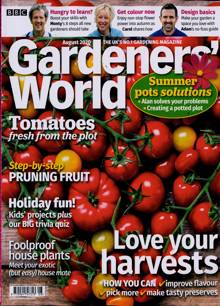 Bbc Gardeners World Magazine AUG 20 Order Online